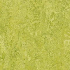 Marmoleum Marbled Real 3224 Chartreuse