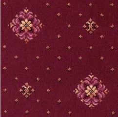 Regina Collection Burgundy Rosette 31/38497