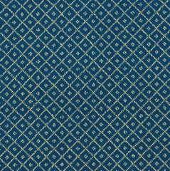 Regina Collection Blue Trellis 3/38493