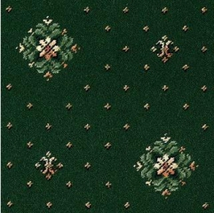Regina Collection Green Rosette 44/38497
