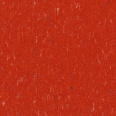 Marmoleum Patterned Piano 3625 Salsa Red