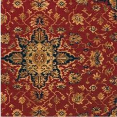 Renaissance Classics Bazaar Red Broadloom 1/30368