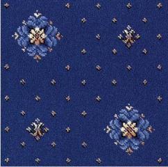 Regina Collection Blue Rosette 3/38497